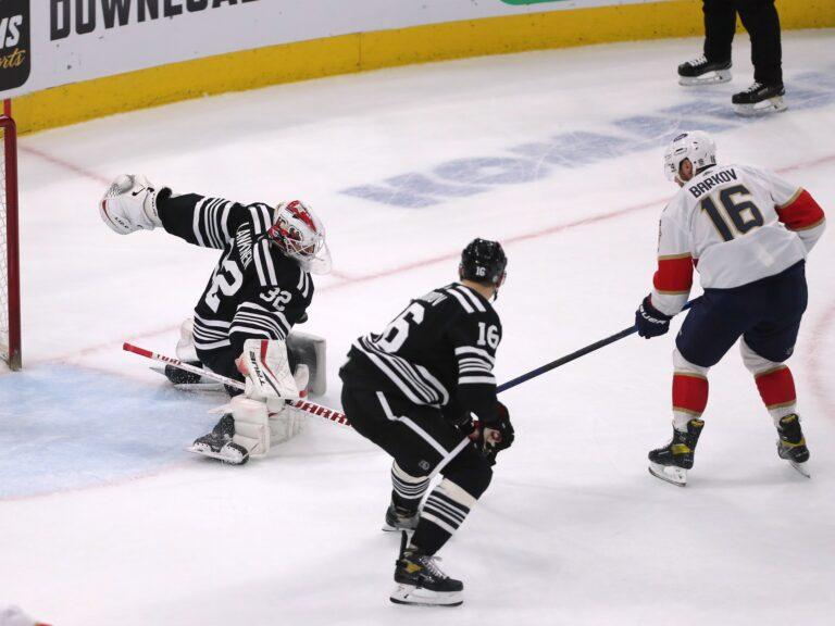NHL Pick: Panthers vs Blackhawks Prediction & Lines (May 1)
