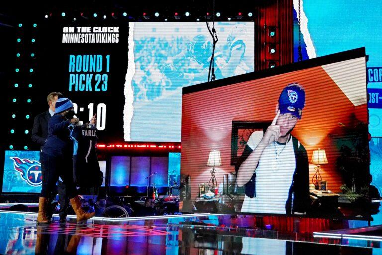 2021 Draft Picks: All Tennesse Titans picks from the NFL Draft