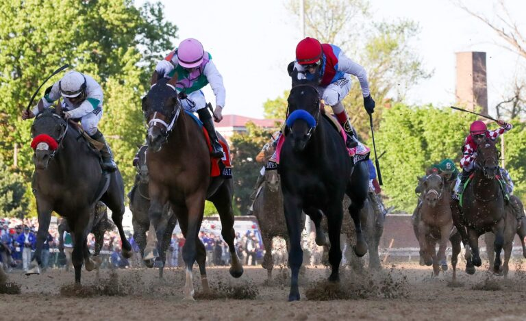 Preakness Odds (May 15): 'Spirit & Tour' Way Ahead of the Pack
