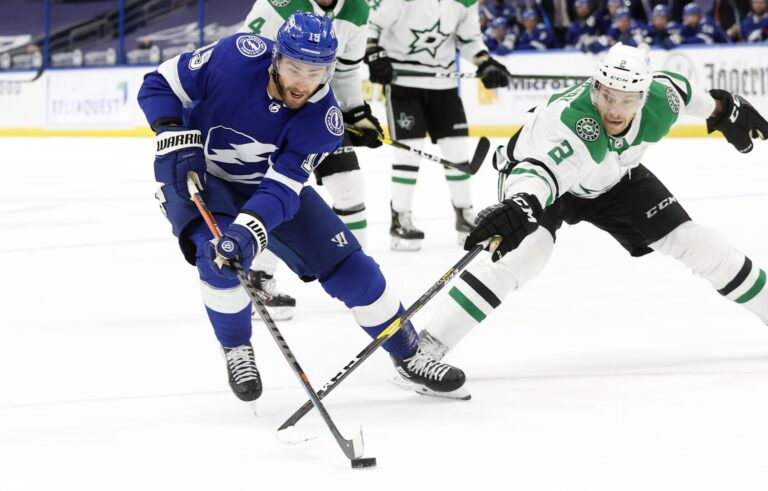 NHL Picks: Stars vs Lightning Prediction, Lines (May 7)