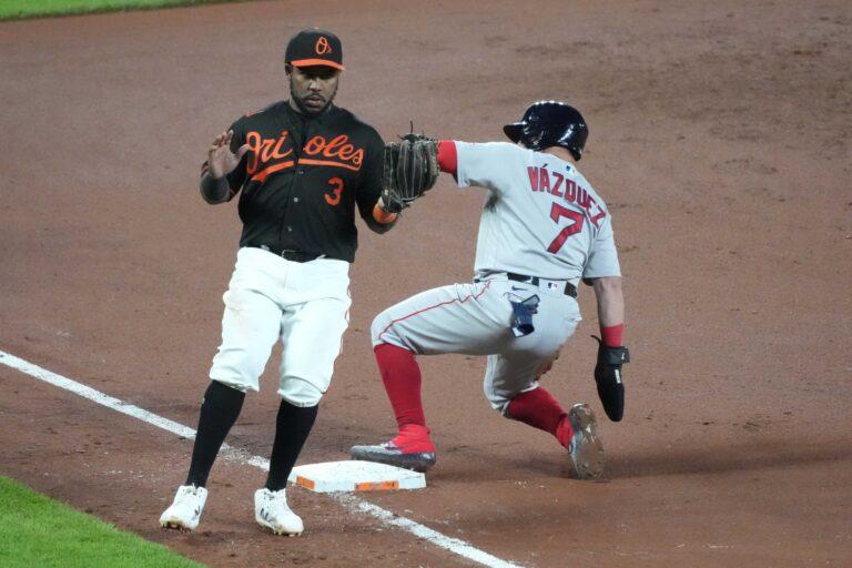 MLB Pick: Red Sox vs Orioles Prediction, Odds (May 10)