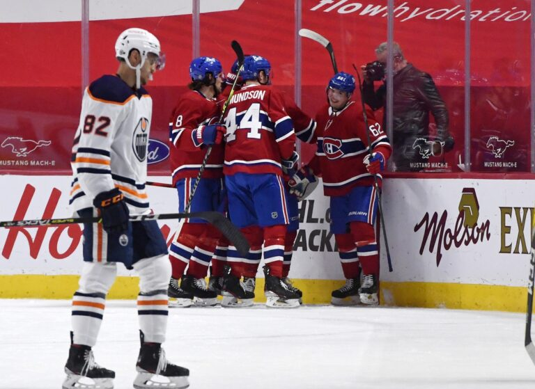 NHL Picks: Oilers vs. Canadiens Prediction, Lines (May 12)