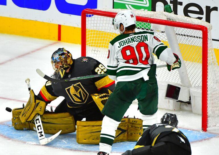 NHL Picks: Golden Knights vs Wild Prediction, Lines (May 20)