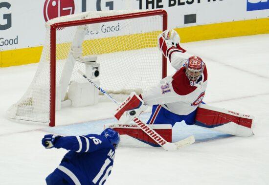 NHL Picks: Canadiens vs. Maple Leafs Prediction, Lines (May 22)