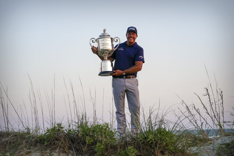 Video: Phil Mickelson's Huge  Win, Lebron James on NBA Play-In Tournament and NHL Playoffs