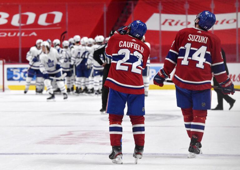 NHL Picks: Maple Leafs vs Canadiens Prediction, Lines (May 25)