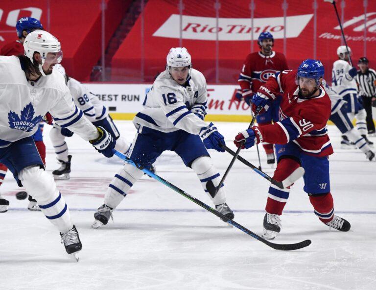 NHL Picks: Canadiens vs Maple Leafs Prediction & Lines (May 27)