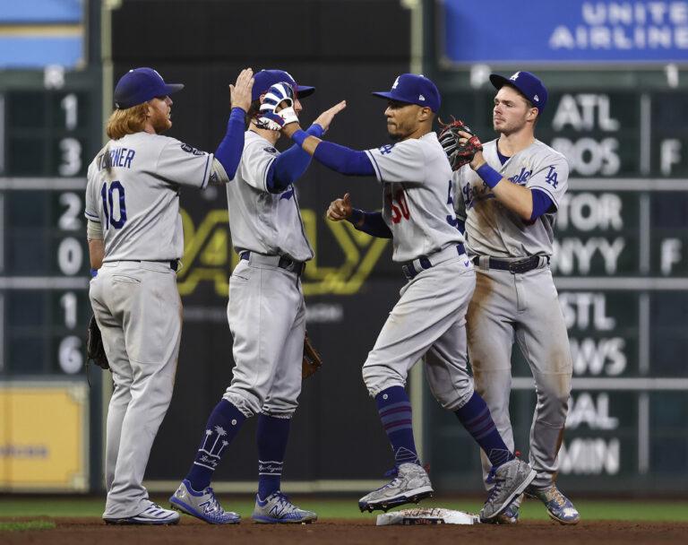MLB Picks: Dodgers vs Astros Prediction, Odds (May 26)