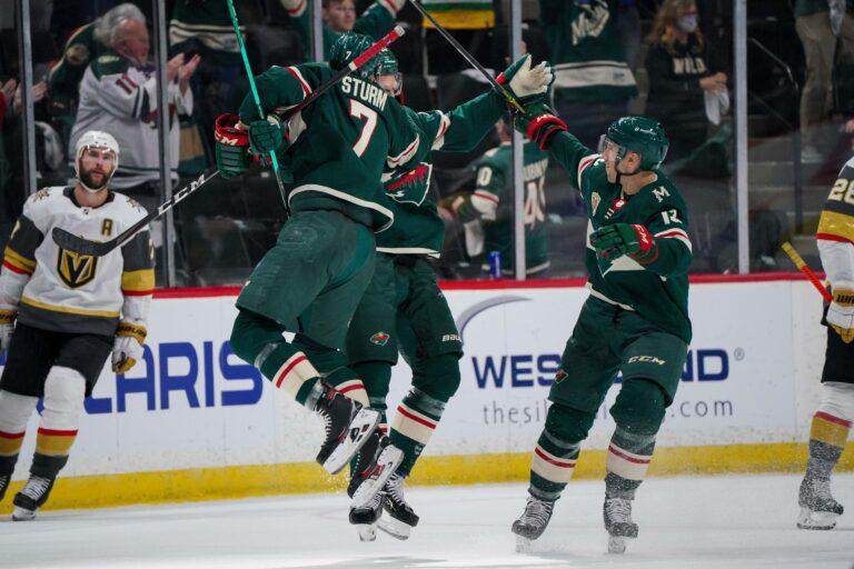 NHL Picks: Wild vs. Golden Knights Prediction, Lines (May 28)