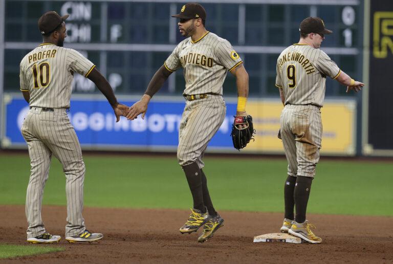 MLB Picks: Padres vs Astros Prediction, Odds (May 29)