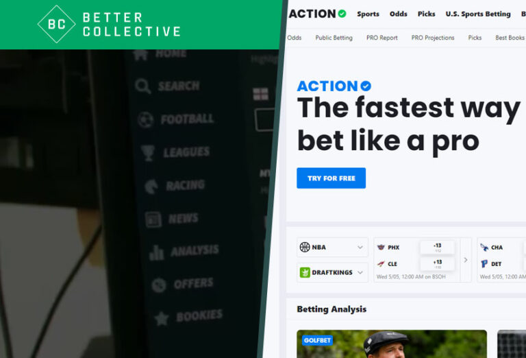 Better Collective Acquires Action Network for $240 Million
