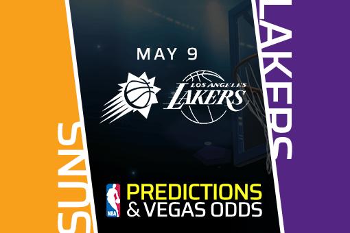 Free NBA Pick: Suns vs Lakers Prediction, Vegas Odds (May 9)