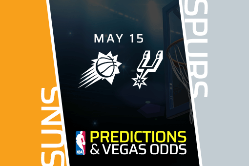 NBA Picks: Suns vs Spurs Prediction, Vegas Odds (May 15) Bet Suns on the Spread