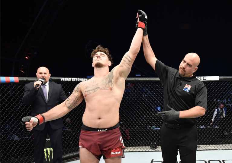 UFC Exclusive: Tom Aspinall Welcomes Jon Jones Heavyweight Switch