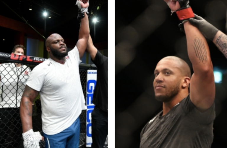 UFC: Ciryl Gane vs. Derrick Lewis Interim Heavyweight Title Booked for UFC 265 Main-Event