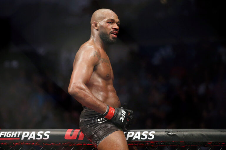 UFC: Jon Jones Wants to Prove Haters Wrong