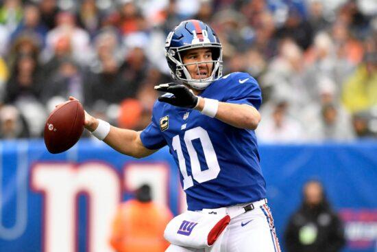 New York Giants -- Eli Manning, 2004-2019, 57,023 yardsSyndication Northjersey