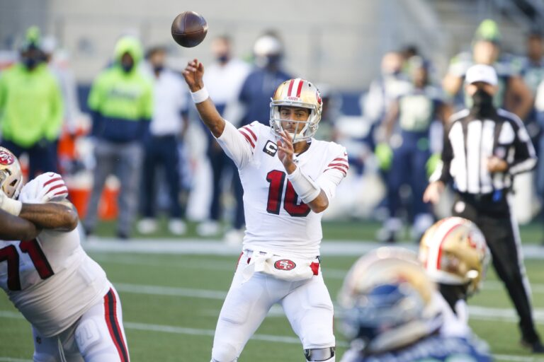2021 NFL Week 1 Spreads Label the 49ers as the Biggest Favorites