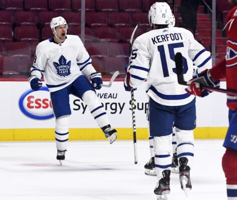 Hyman Set To Leave Leafs, Spezza Signs New Deal