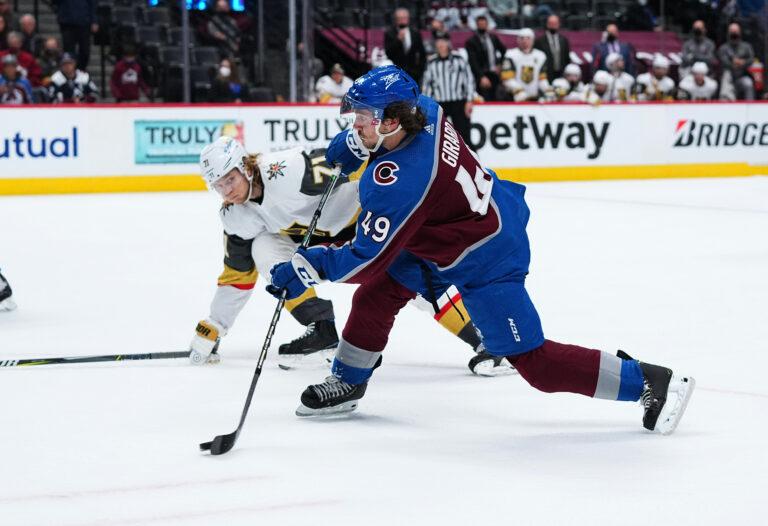 NHL Picks: Golden Knights vs Avalanche Prediction, Lines (June 2)