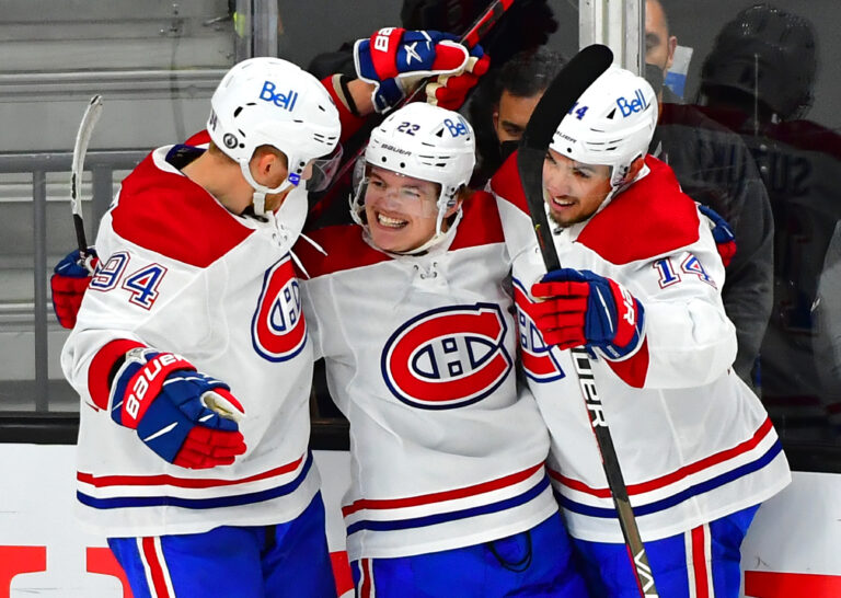 NHL Playoffs: Canadiens Take Series Lead Against Golden Knights