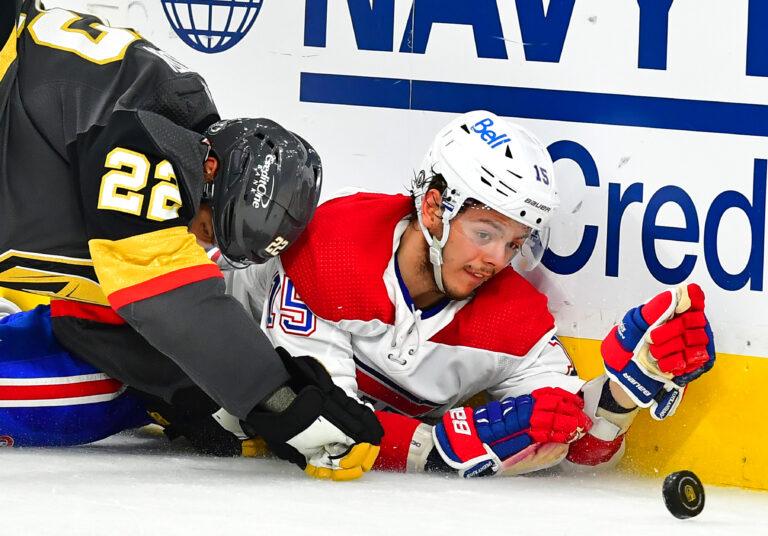 NHL Picks: Golden Knights vs Canadiens Prediction, Lines (June 24)