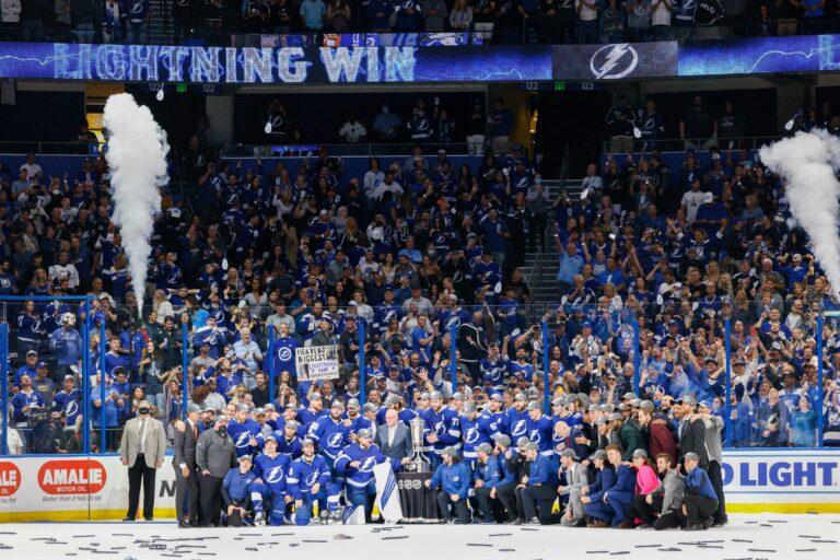 NHL Stanley Cup Final Picks: Canadiens vs Lightning Game 1 Prediction, Lines (June 28)