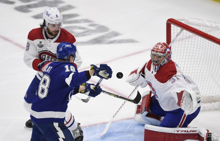 Stanley Cup Finals: Canadiens vs Lightning Game 2 Prediction, Lines (June 30)