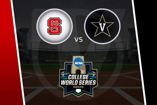 College World Series 2021: NC State vs. Vanderbilt Schedule, Odds (June 21)