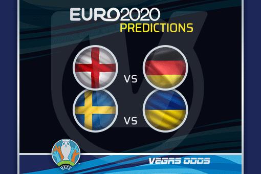 EURO 2020 Round of 16 Picks (June 29): Germany Silencing Wembley, Ukraine Better Than Sweden
