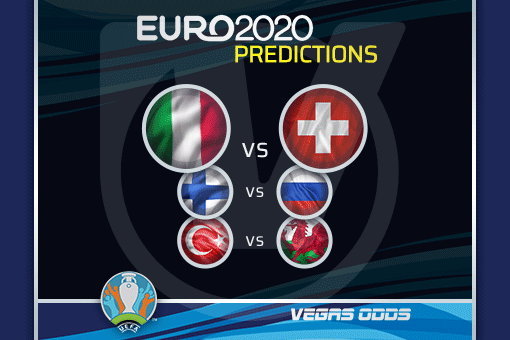 EURO 2020 Picks: Back Italy To Continue Winning Start, Low Scoring Game Between Finland & Russia