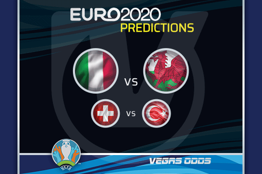 Euro 2020 Picks: Italy to Maintain 100% Record with Win Vs Wales, Turkey/Switzerland to Draw