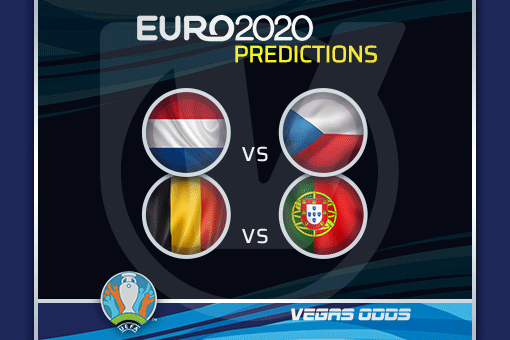 EURO 2020 Round of 16 Picks (June 27): Bet on the Netherlands and Belgium