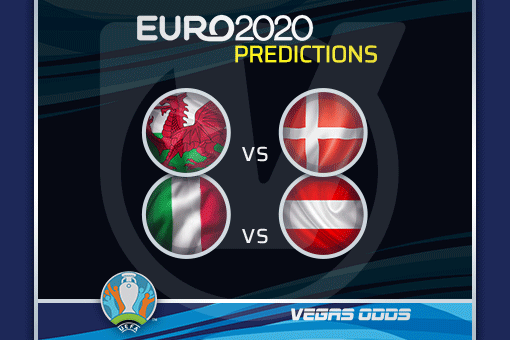 EURO 2020 Round of 16 Picks (June 26): Bet on Denmark and Italy
