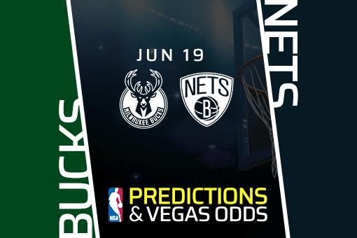 NBA Picks: Bucks vs Nets Prediction, Odds Game 7 (June 19) Bet Bucks on the Spread