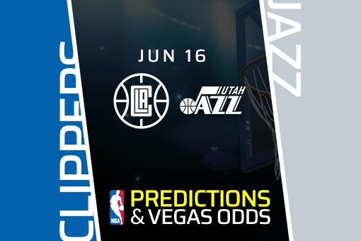 NBA Picks: Clippers vs Jazz Prediction, Odds Game 5 (Bet on Jazz -7.5)