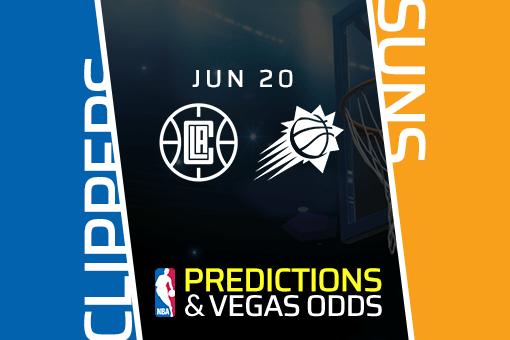NBA Picks: Clippers vs Suns Prediction & Odds (June 20)