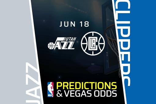 NBA Picks: Jazz vs Clippers Prediction, Odds Game 6 (June 18)
