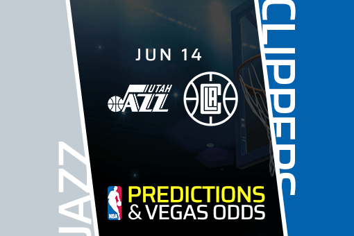 Free NBA Pick: Jazz Vs Clippers Prediction & Vegas Odds (June 14)