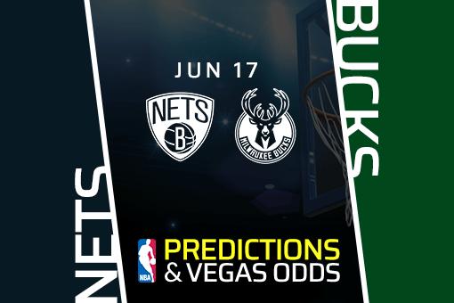 NBA Picks: Nets vs Bucks Game 6 Schedule, Prediction, Odds (Jun 17)