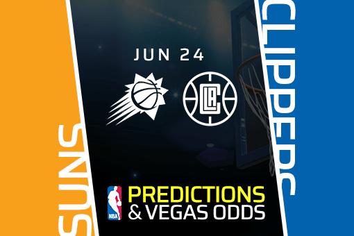 NBA Picks: Suns vs Clippers Prediction, Odds Game 3 (June 24)