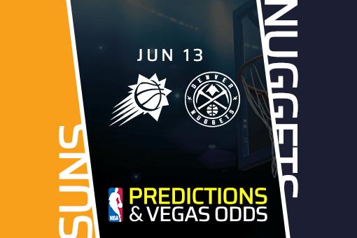 Vegasodds NBA Picks: Bet Suns on the Spread to Finish Denver in 4