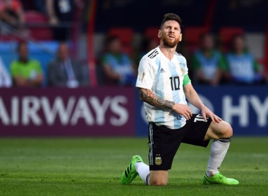 Barcelona Keeps Messi for Another Five Years