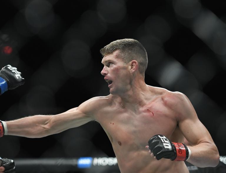 UFC: Stephen Thompson Believes He's Kamaru Usman's Kryptonite