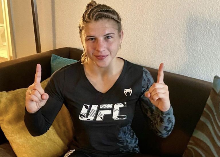 UFC: Miranda Maverick Issues Classy Statement Following Controversial Loss to Maycee Barber