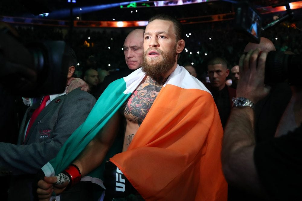 UFC 246 post-event facts: Conor McGregor enters rarefied air with finish of Donald Cerrone  Unknown
