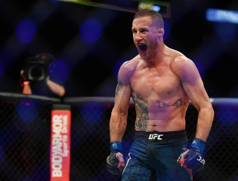 UFC: Justin Gaethje Blasts Michael Chandler Following Ducking Claims