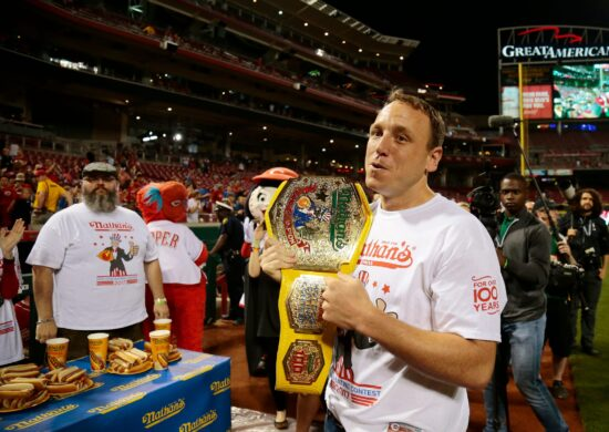 Nathan's Hot Dog Eating Contest Odds – Joey Chestnut the Heavy Favorite