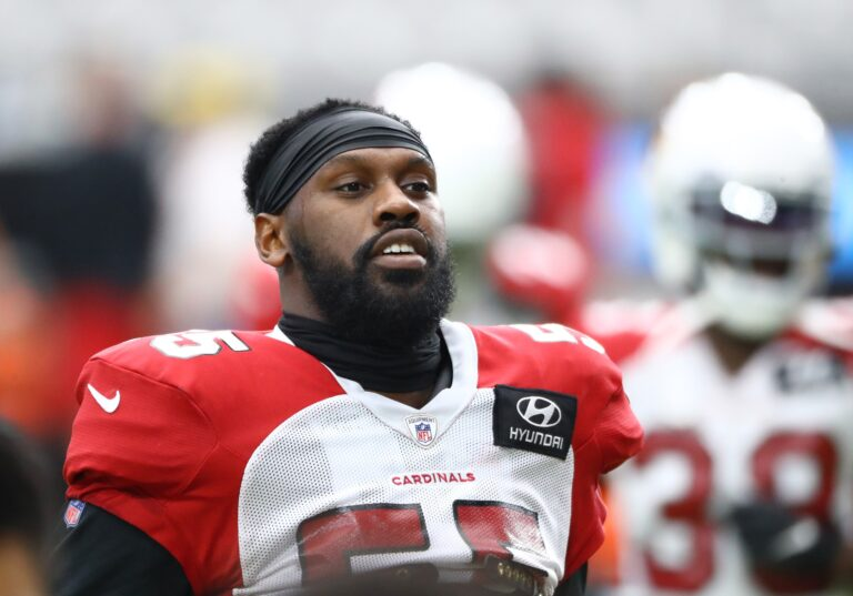 All-Pro Linebacker Chandler Jones Requests a Trade from the Cardinals
