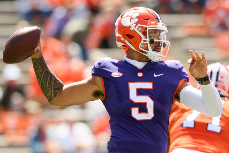 College Football: Week 1 Betting Odds Are Already Open